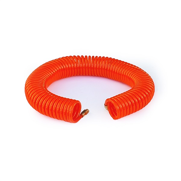 UR1015 Orange Recoil Air Hose 10mm OD tube x 15m