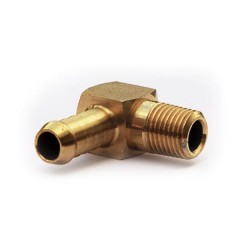 Brass Male Elbow Hosetail