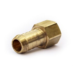 Brass Female Hosetail Connector