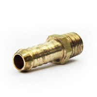 Brass Male Hosetail Connector