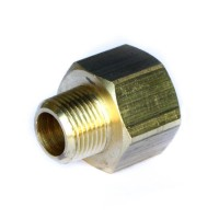 Brass Male to Female Adaptor