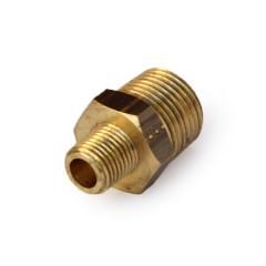 Brass Reducing Hex Nipple