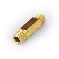 Brass Long Barrel Nipple
