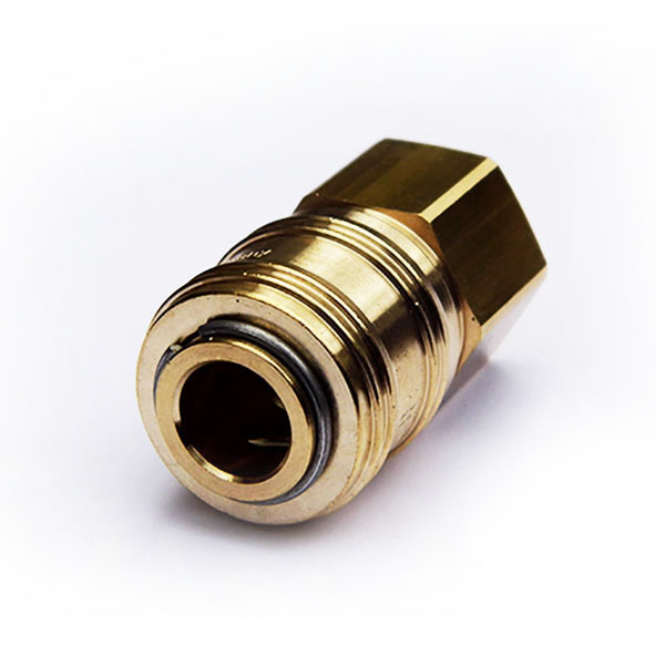 A210-14F 1/4 BSP Coupler (ARO 210 Compatible)
