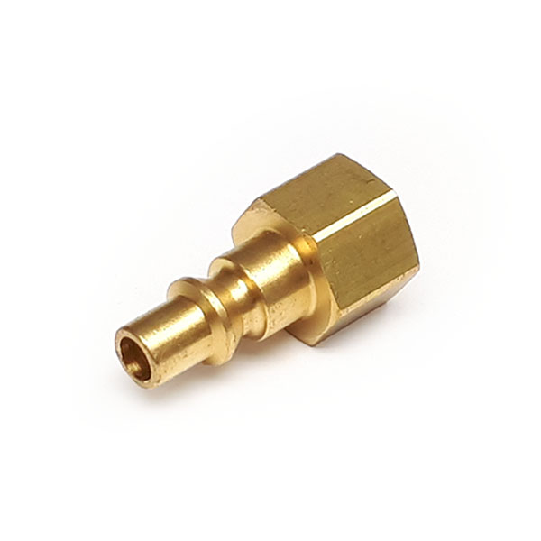 A2609-BR Brass Connector 1/4 BSP Female