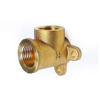 Brass Lugged Elbow