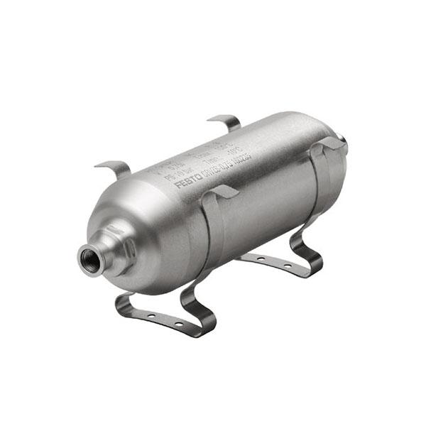 CRVZS-0.1 Stainless Steel Air Reservoir - 0.1 Litre