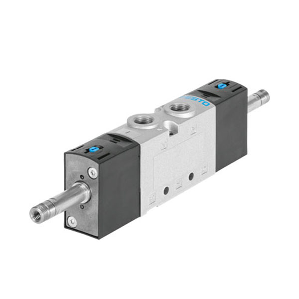 VUVS-L25-B52-D-G14-F8 Double Solenoid Valve 1/4 BSP 5 Port