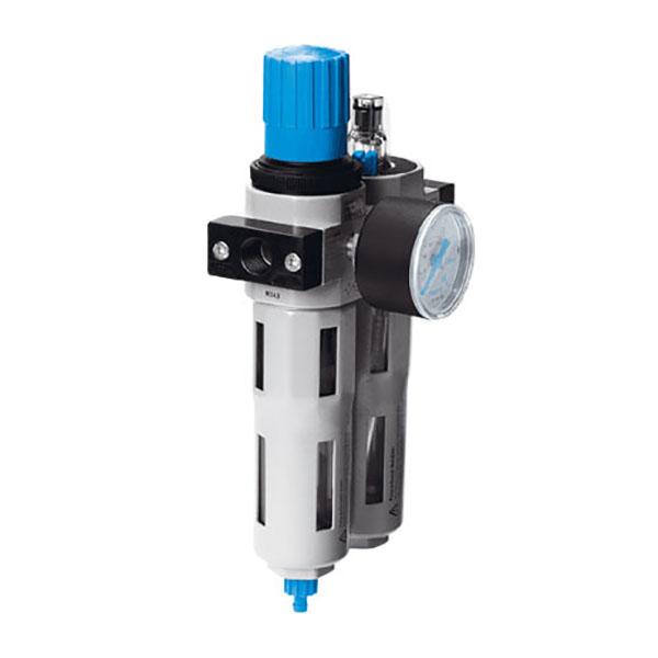 FRC-1/4-D-MINI Manual Drain Filter/Reg/Lubricator Service Unit