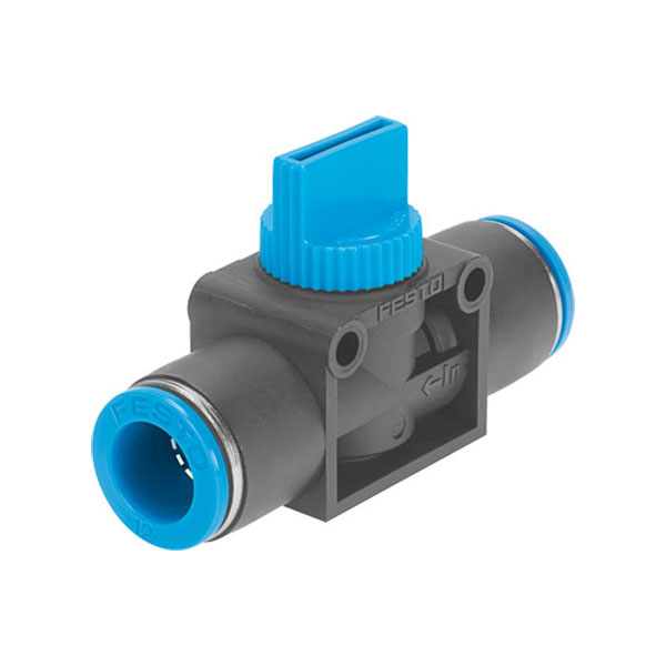 HE-3-QS-6 Exhausting Shut-off Valve
