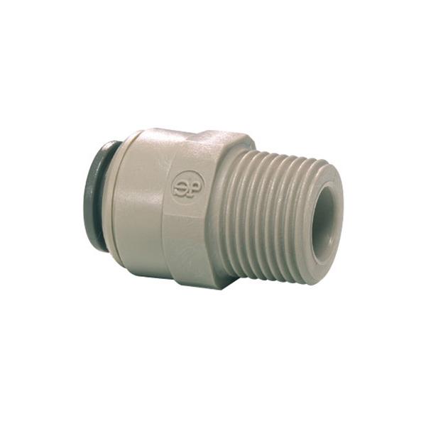 PI010601S-10PK 1/8 BSP - 3/16 Tube Male Connectors - 10 pack