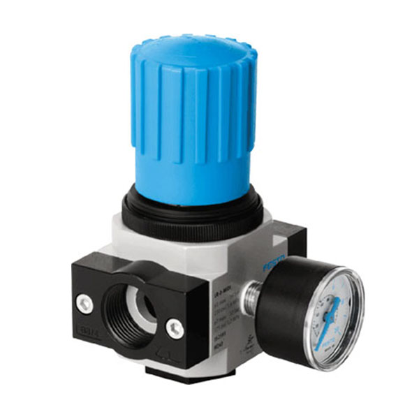 LR-1/4-D-MINI Pressure Regulator 1/4 BSP