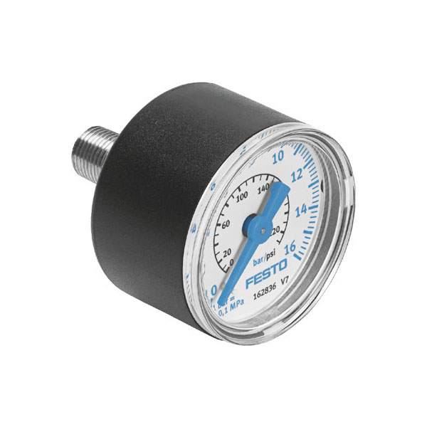 MA-40-16-1/8 40mm 16 Bar Dry Pressure Gauge