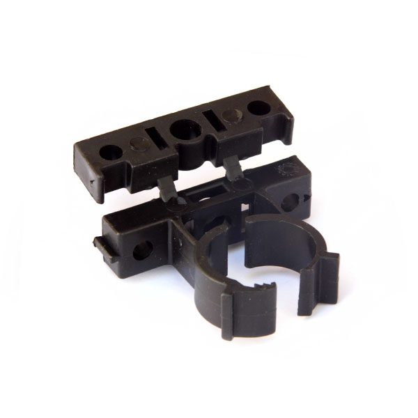 CL25 Plastic Pipe Clip 25mm