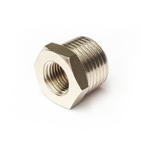Nickel Plated Reducing Bush