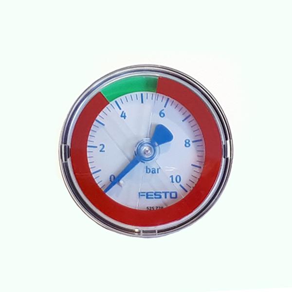 MA-40-10-R1/8-E-RG Dry 10 Bar Pressure Gauge