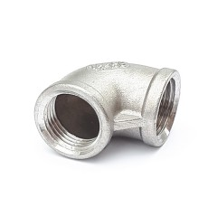 Stainless Female Elbow