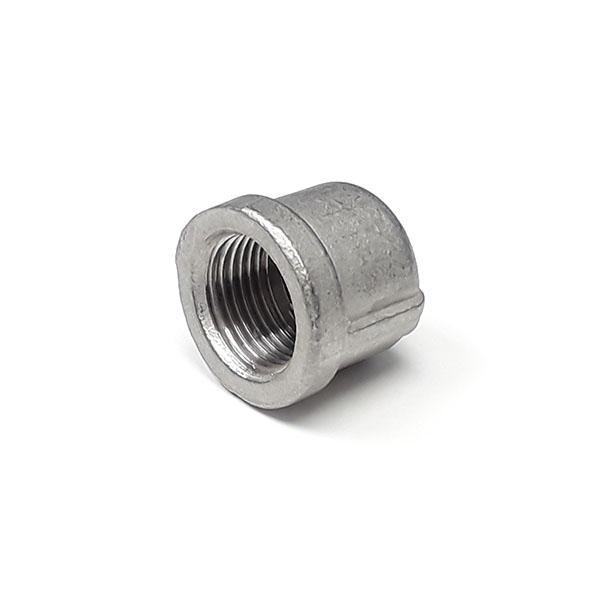 SC06 1/8 BSP Stainless Cap
