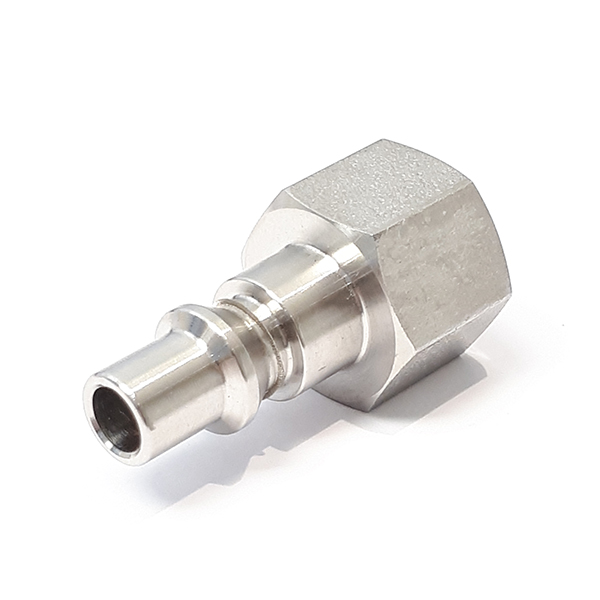 A2609-SS Stainless Steel Connector 1/4 BSP Female