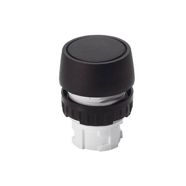 T-22-SW Black Push Button Valve Actuator