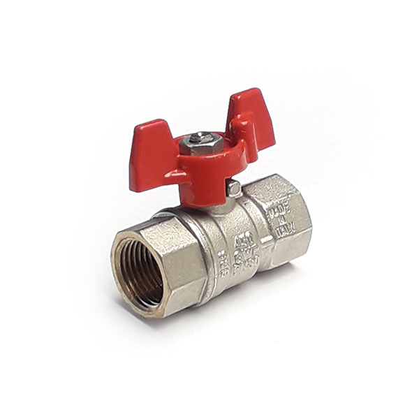BV-T-8 - 1/4 BSP Tee Handle Ball Valve