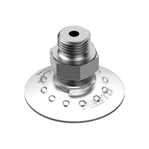 VAS-30-1/8-SL-B Silicon Suction Cup