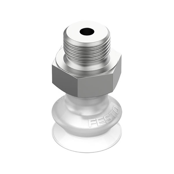 VASB-15-1/8-SI-B Silicon Suction Cup