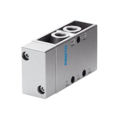 5 Port Single Pilot Pneumatically Operated Tiger Valves