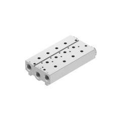 Manifolds for 5 Port 1/4 VUVS Valves